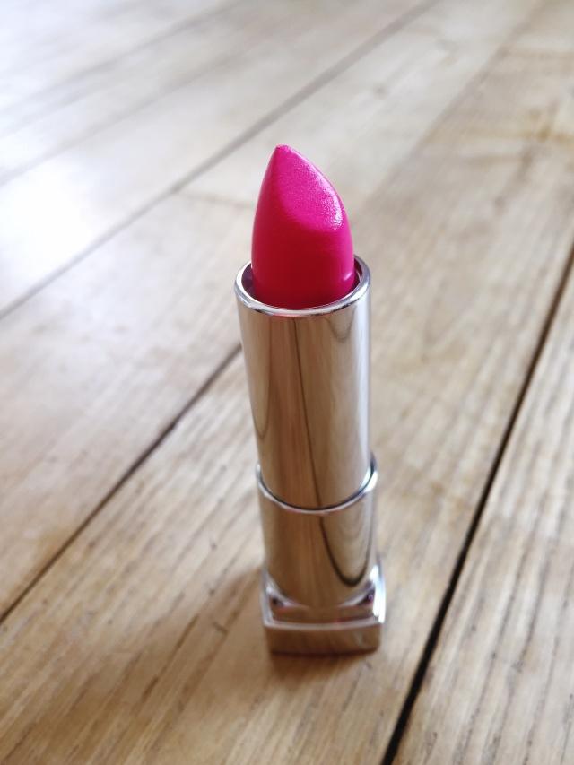Rouge à lèvre Gemey Fushia Flash