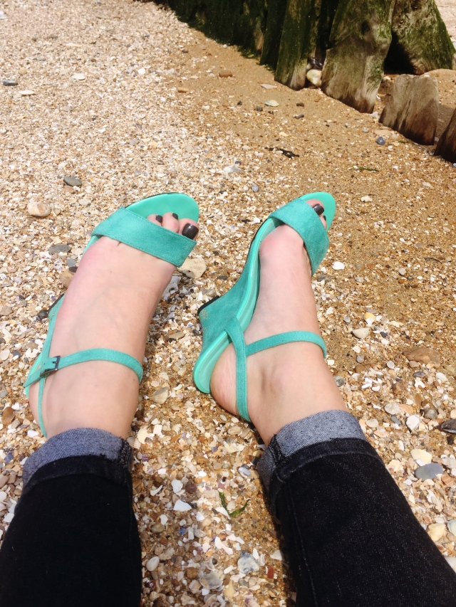 Sandalettes Vet'Affaires