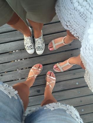 Trio mère-filles <3