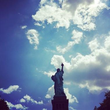 La Liberté guidant le peuple...